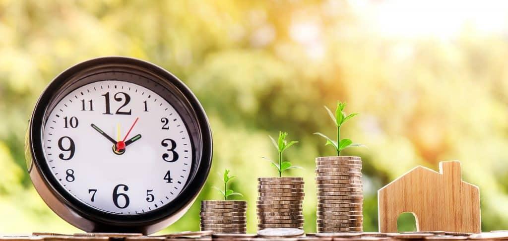צמיחת כסף בהשקעה